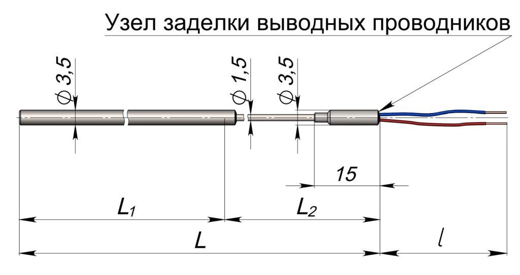 рис1.7 (КТК03 анфас-размеры)